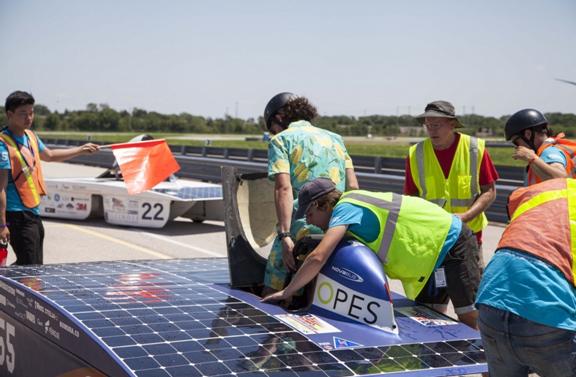 American Solar Challenge 2020