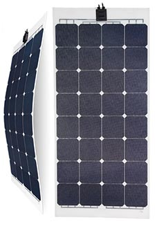 High Efficiency Flexible Solar Panel for camping
