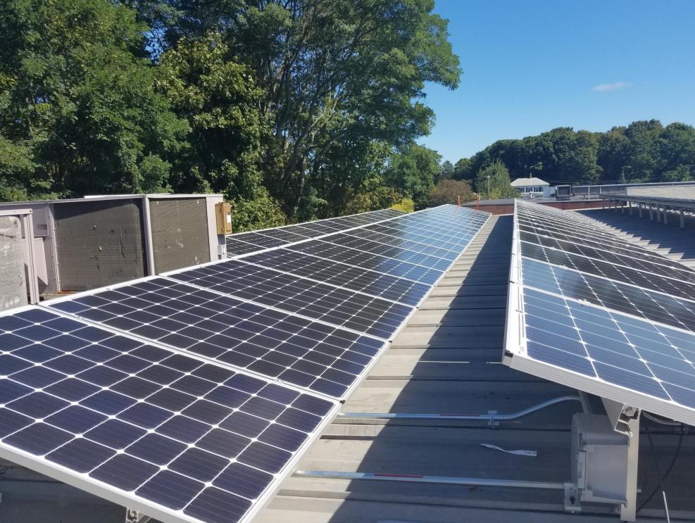 Ground Solar Mounting System