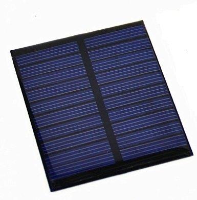 PET laminated solar panel