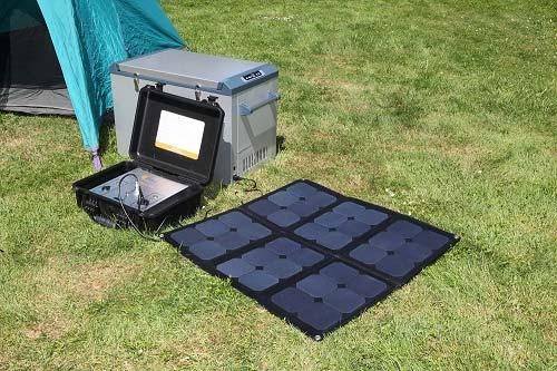Portable Solar Air Conditioner