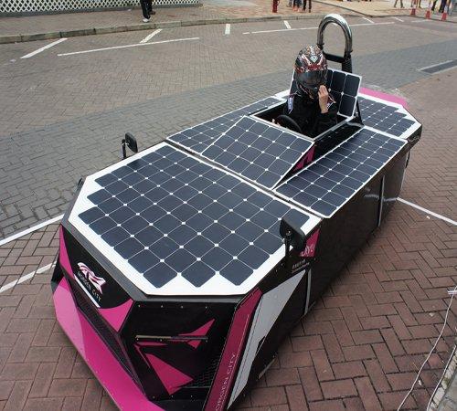 Solar-challenge