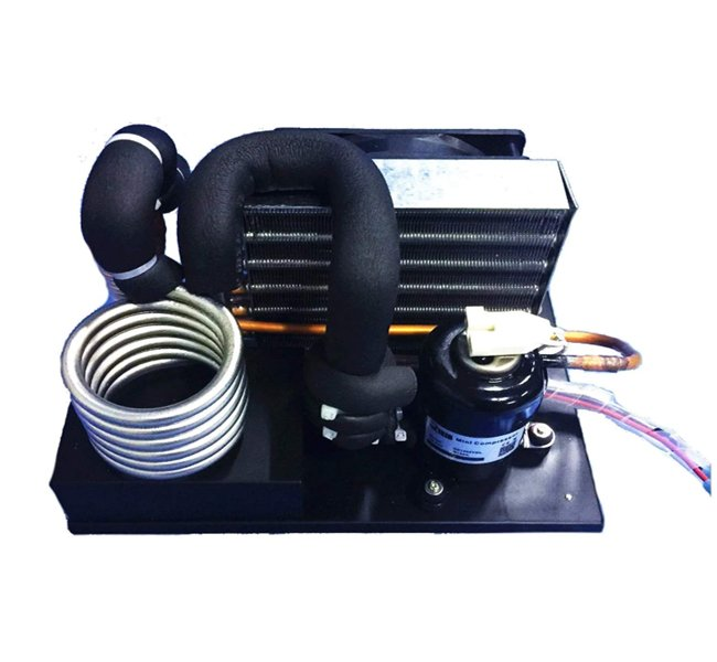Stainless Coil Liquid Chiller