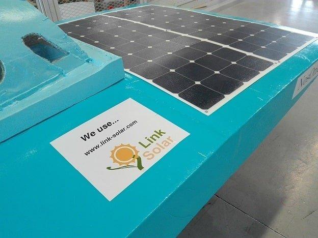 Custom Flexible Solar Panels