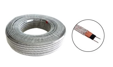 Self Regulating Heating Cable (metal shield type)