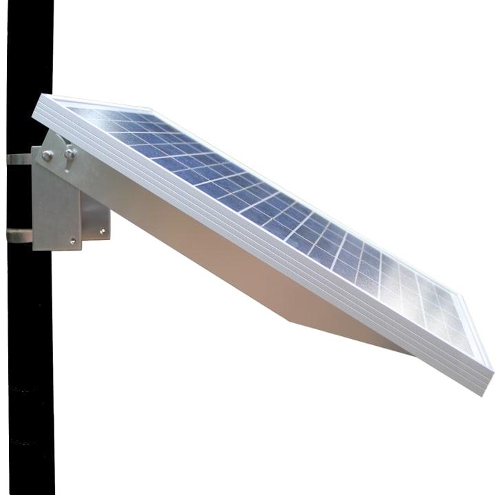 RV Universal Rooftop Solar Panel Tilt Mount Kit