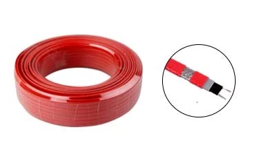 Self Regulating Heating Cable (strengthening types)