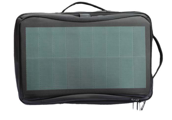 portable solar blanket
