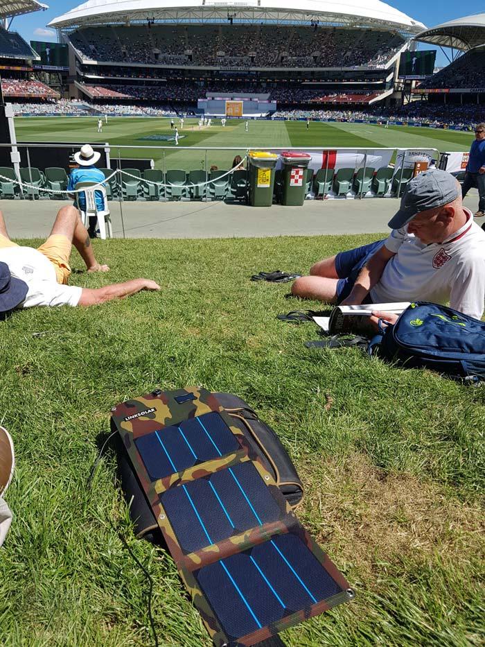 camping solar