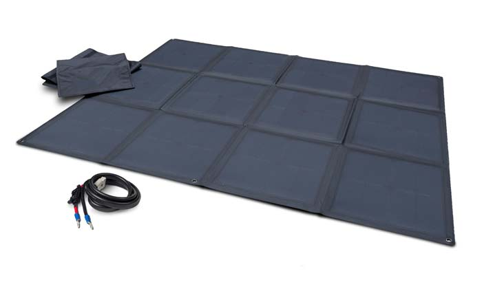 Cool Solar Gadgets for Camping