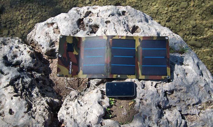 Camping Portable Solar Panels
