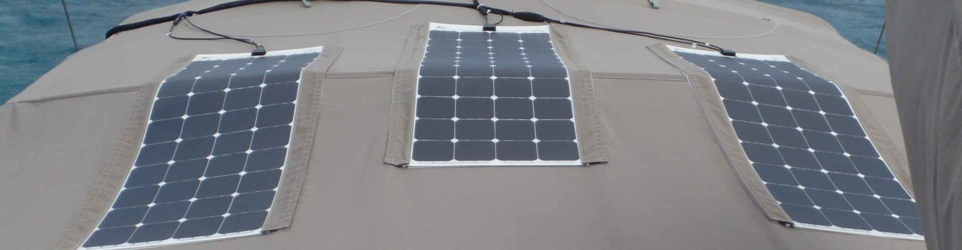 solar panel for marine