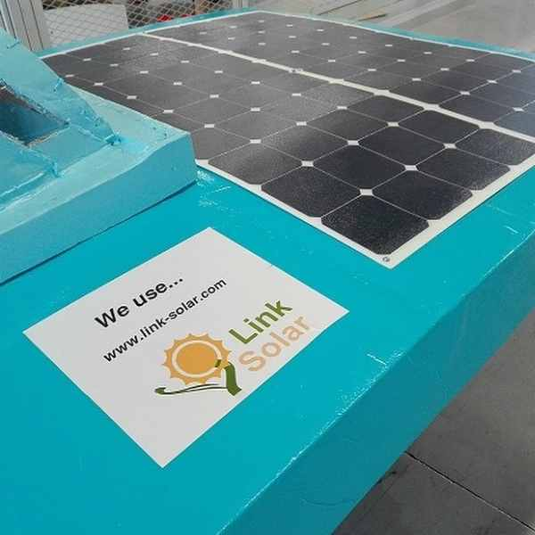 link solar panel