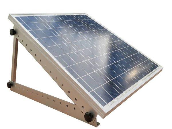 Solar-panel-mount