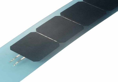 custom flexible solar panel