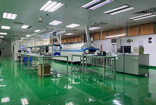 Solar Panel factory 1