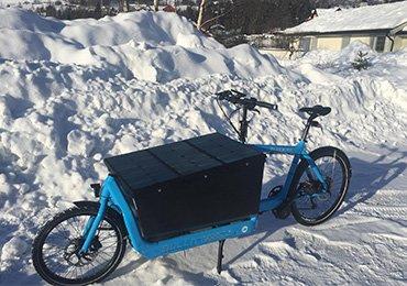 solar e-bike